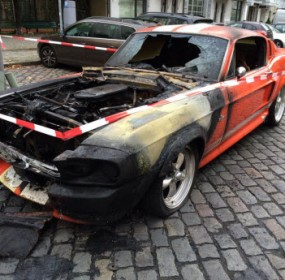 Burning-Shelby-Mustang-GT500-cover